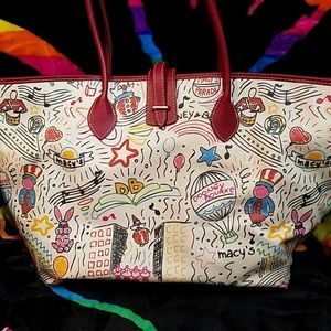 Dooney and Bourke Macy's Parade Tote